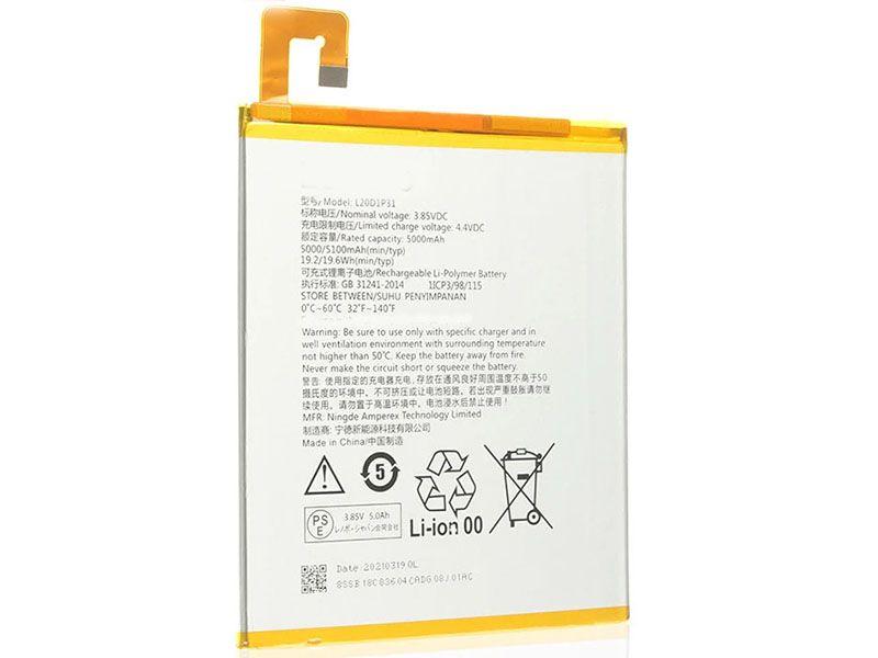 Batterie interne tablette L20D1P31