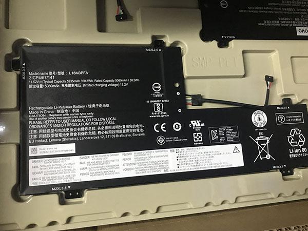 Batterie ordinateur portable L18M3PFA