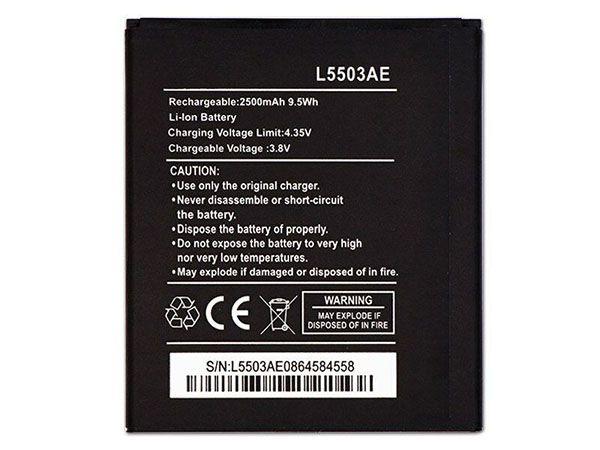 Batterie interne smartphone L5503AE