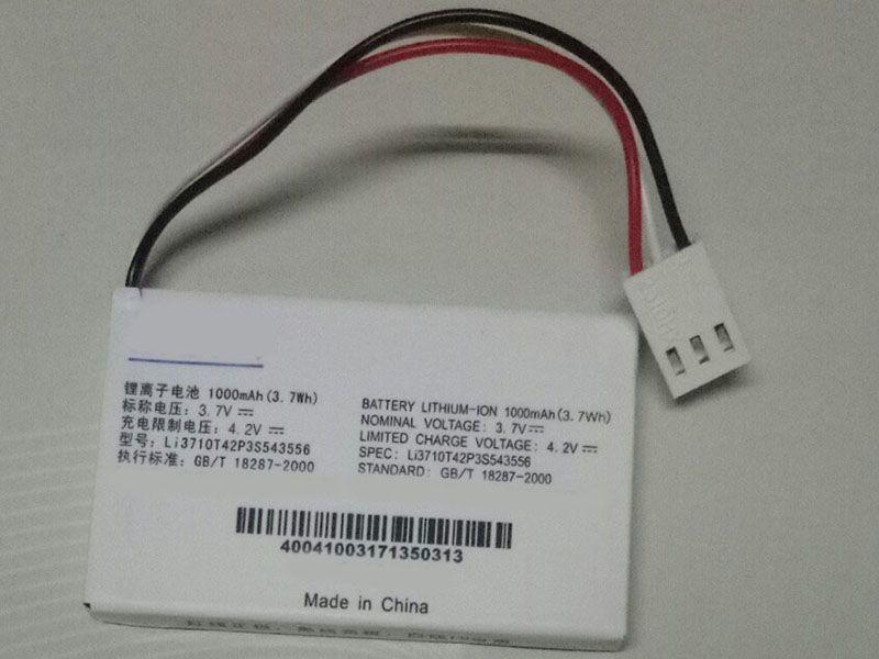 Batterie interne smartphone LI3710T42P3S543556