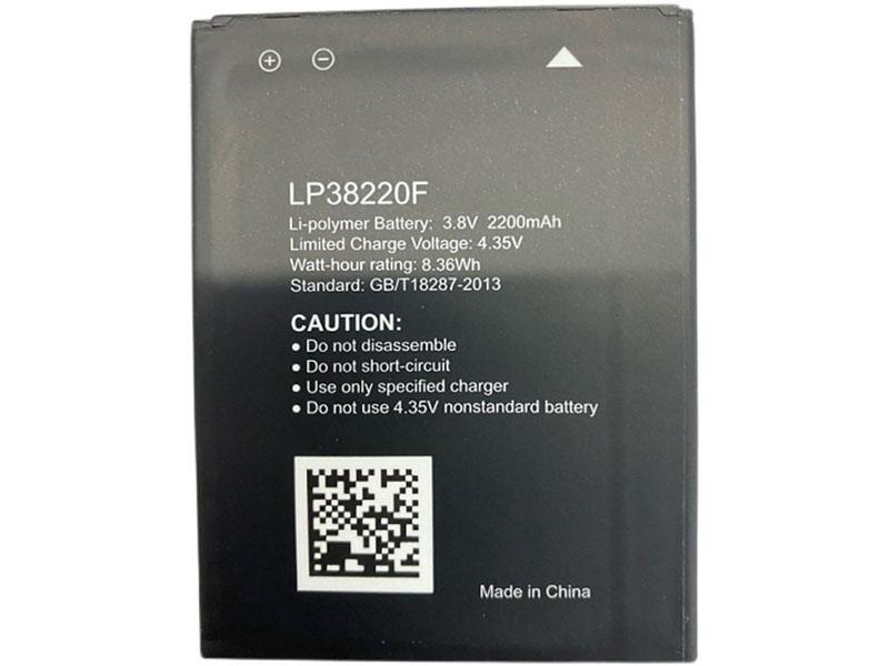 Batterie interne smartphone LP38220F