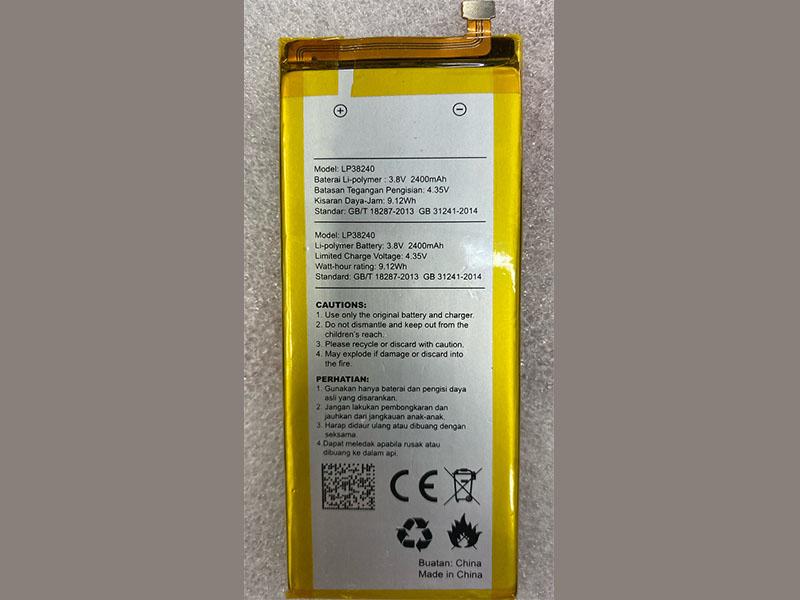 Batterie interne smartphone LP38240