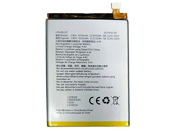 Batterie interne smartphone LPN385337