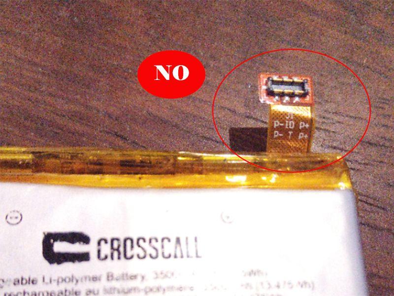 CROSSCALL LPN385350