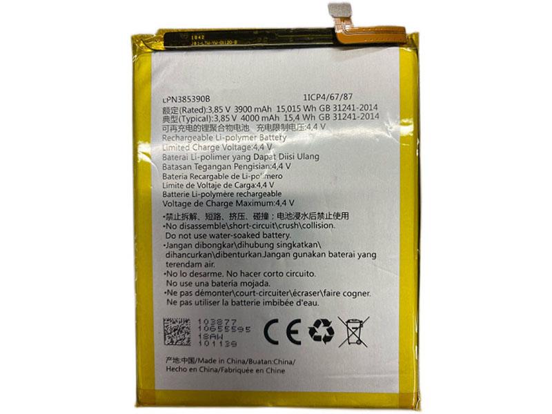 Batterie interne smartphone LPN385390B