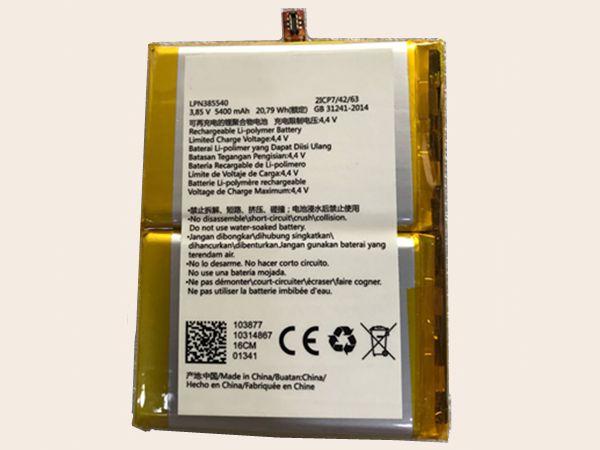 Batterie interne smartphone LPN385540