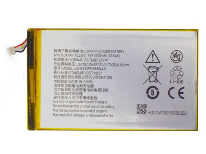 Batterie interne smartphone Li3832T43P3h965844-H