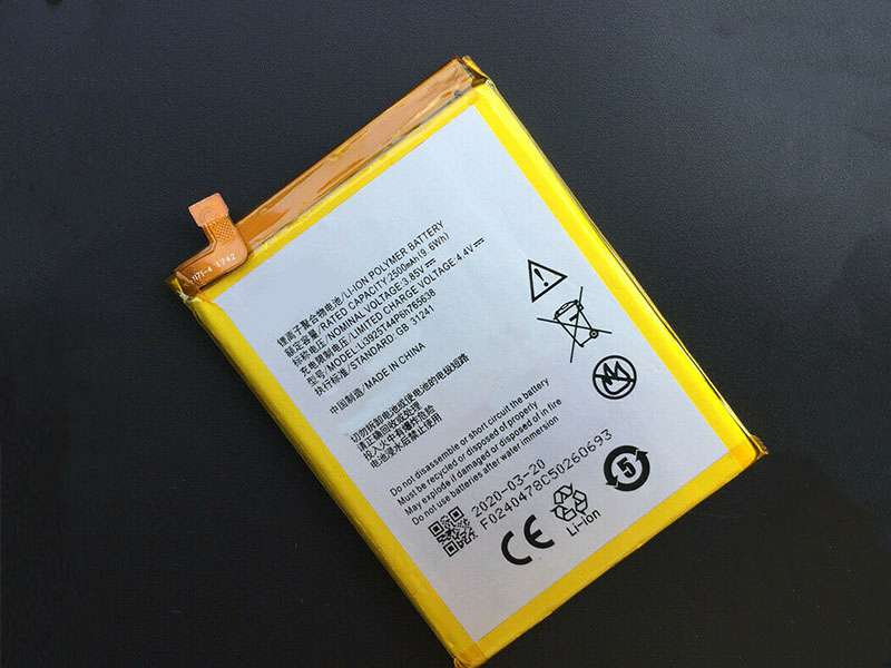 Batterie interne smartphone Li3925T44P6h765638