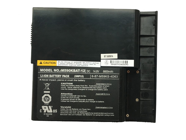 Batterie ordinateur portable M590KBAT-12