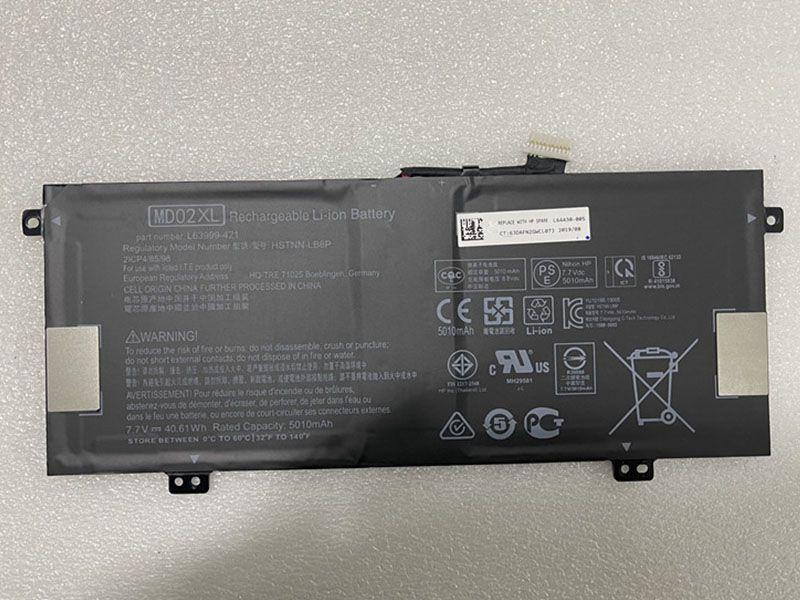 Batterie ordinateur portable MD02XL