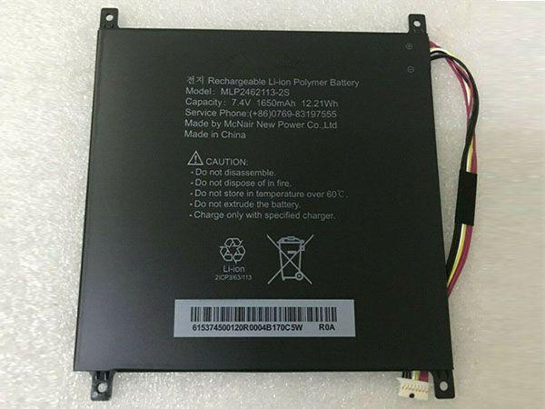 Batterie interne tablette MLP2462113-2s