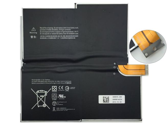 Batterie interne tablette 1577-9700