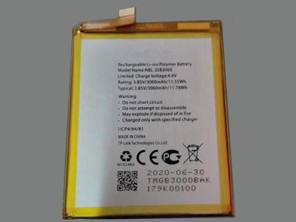 Batterie interne smartphone NBL-35A3200