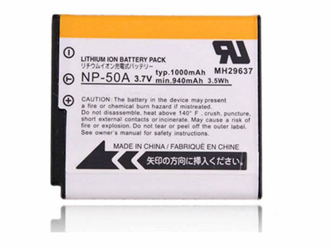 Batterie interne NP-50