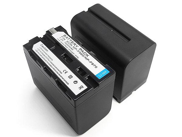 Batterie interne NP-F970