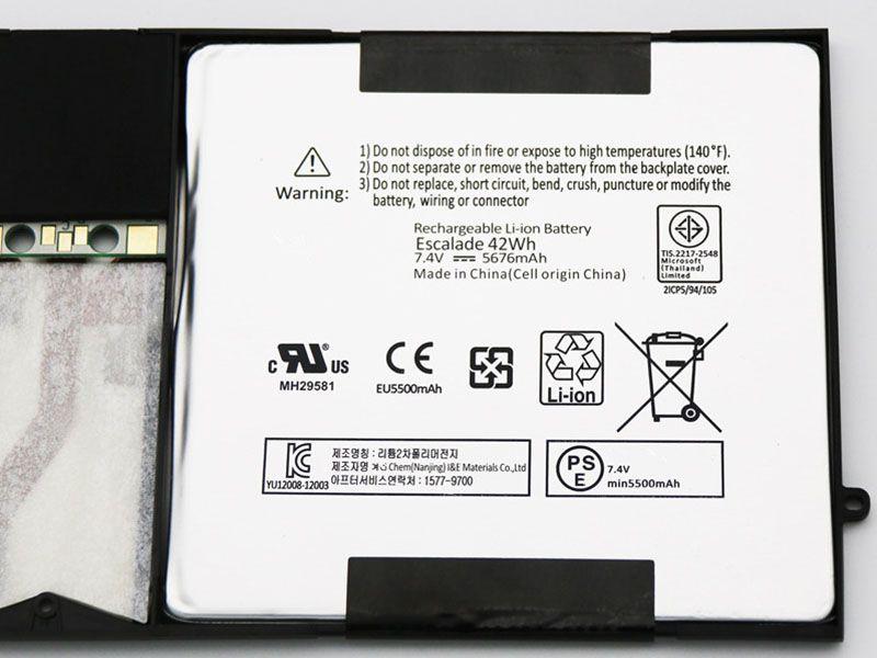 Batterie interne tablette P21GU9