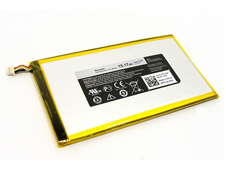 Batterie interne tablette P706T