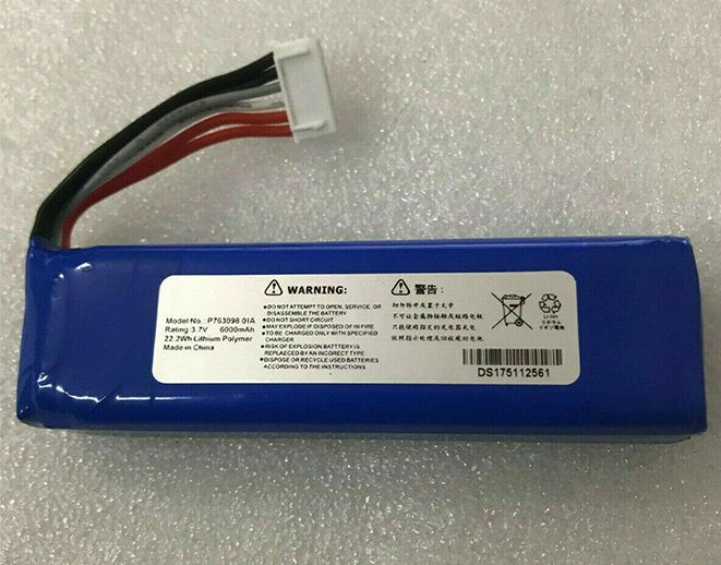 Batterie interne P763098-01A