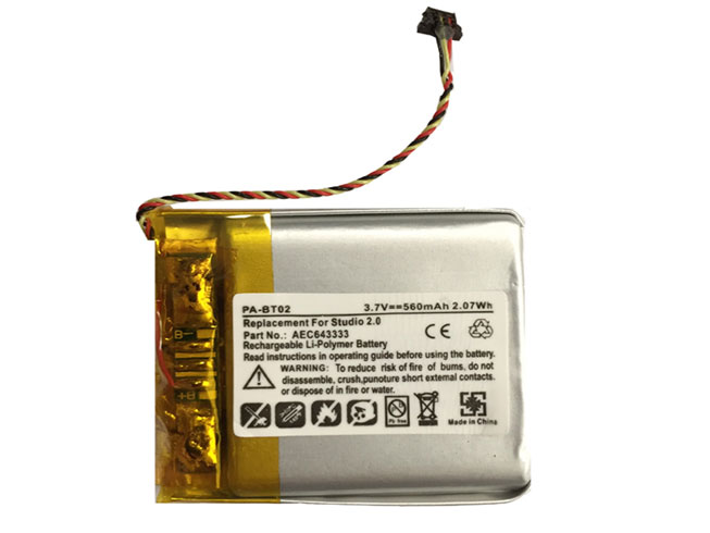 Batterie interne AEC643333