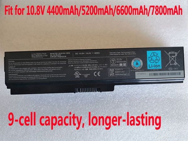 Batterie ordinateur portable PA3819U-1BRS