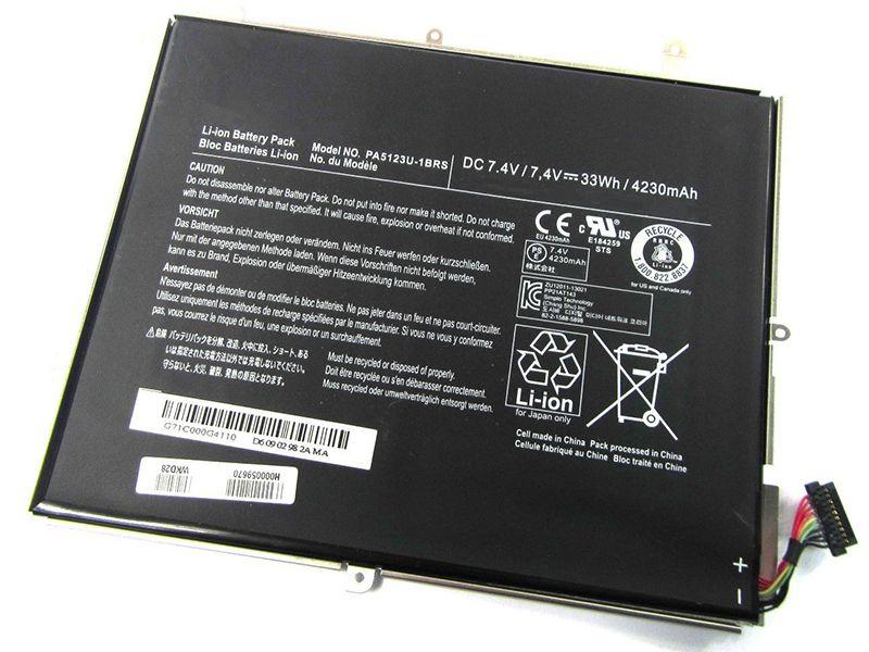 Batterie ordinateur portable PA5123U-1BRS
