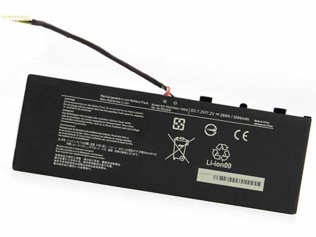 Batterie interne tablette PA5209U-1BRS