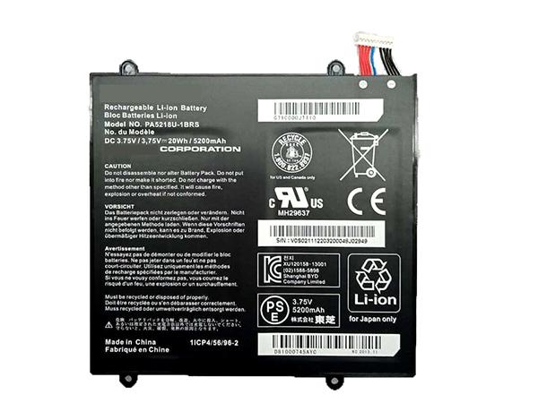 Batterie interne tablette PA5218U-1BRS