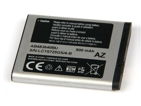 Batterie interne smartphone AB483640BU