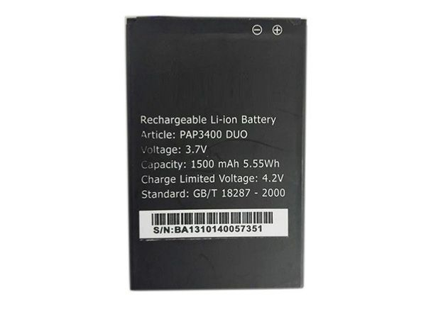Batterie PAP3400Duo