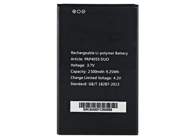 Batterie PAP4055DUO