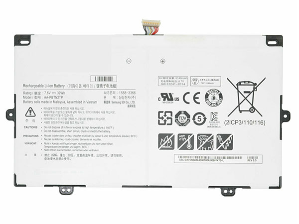 Batterie ordinateur portable AA-PBTN2TP