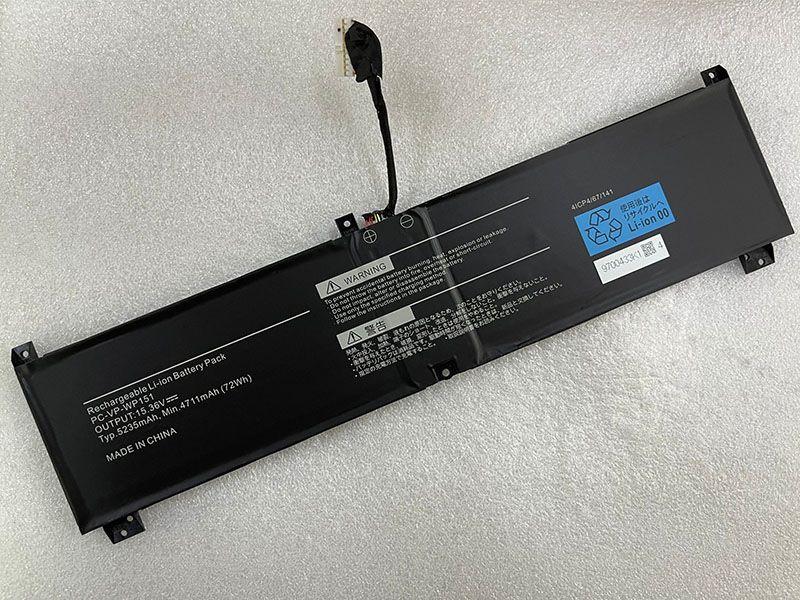 Batterie ordinateur portable PC-VP-WP151