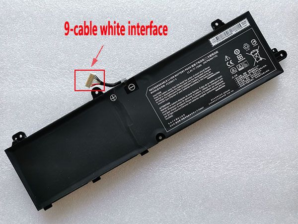 Batterie ordinateur portable PC50BAT-3