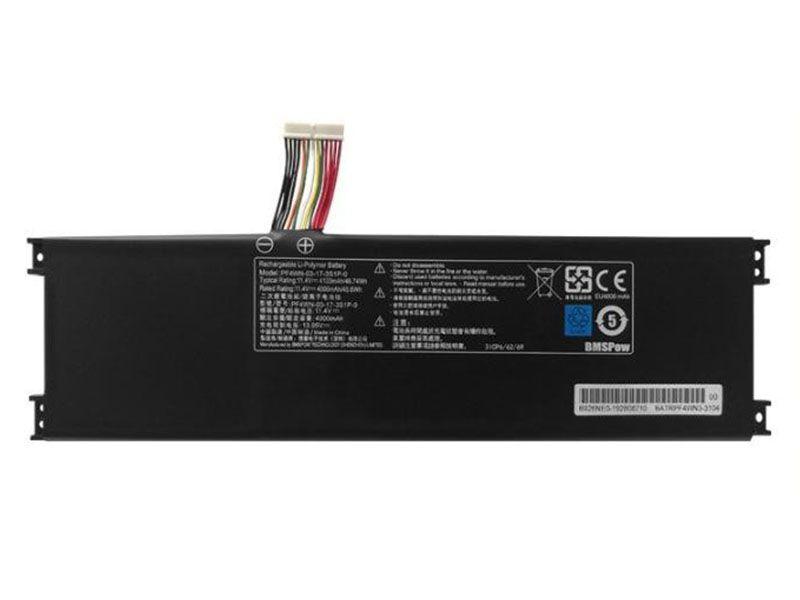 Batterie ordinateur portable PF4WN-00-13-3S1P-0