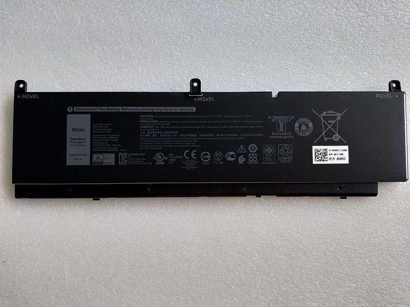 Batterie ordinateur portable PKWVM