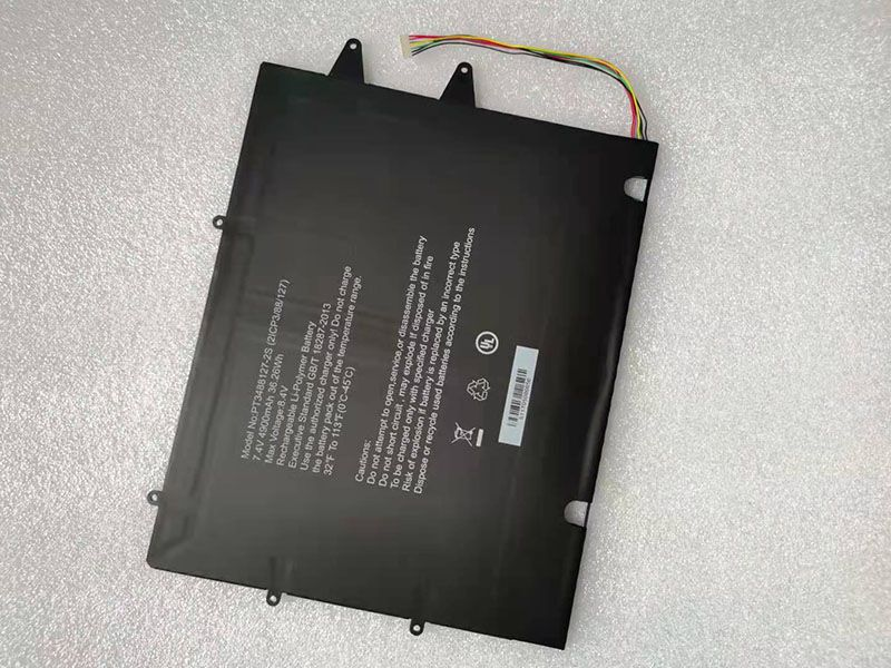 Batterie ordinateur portable PT3488127-2S