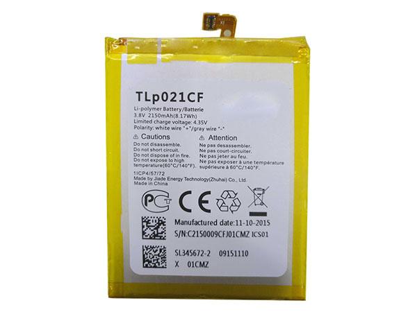 Batterie interne smartphone TLp021CF