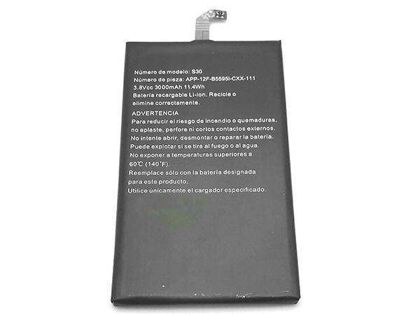 Batterie interne smartphone APP-12F-B5595I-CXX-111