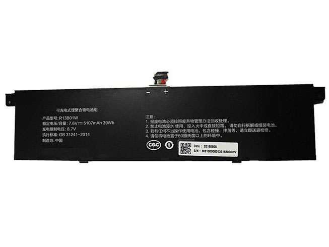 Batterie ordinateur portable R13B01W