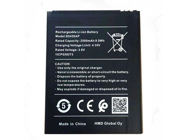 Batterie interne smartphone S5420AP