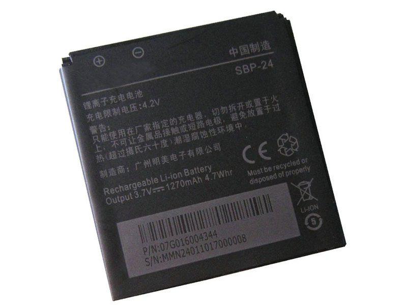 Batterie interne smartphone SBP-24