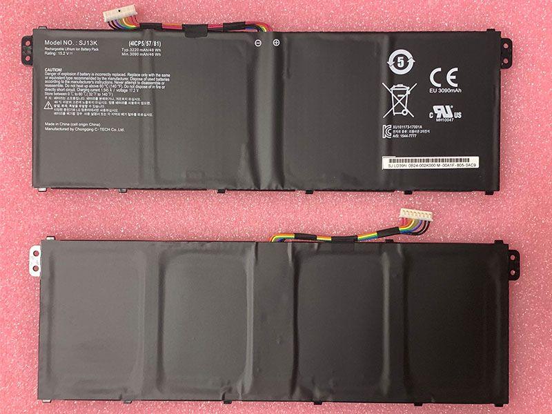 Batterie ordinateur portable SJ13K
