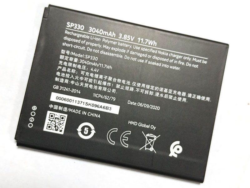 Batterie interne smartphone SP330