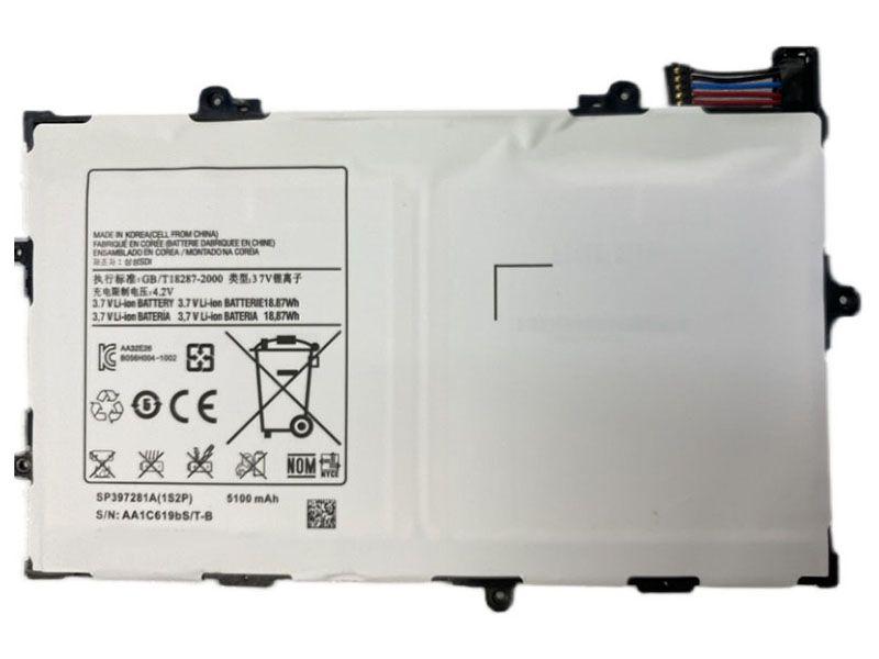 Batterie interne tablette SP397281A(1S2P)