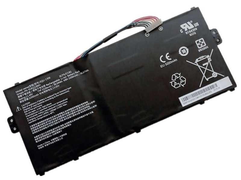 Batterie ordinateur portable SQU-1709