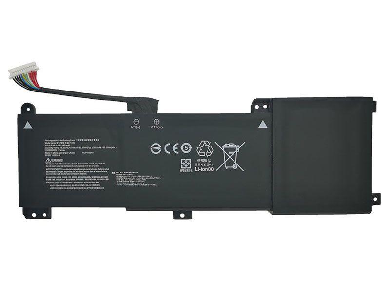 Batterie ordinateur portable SQU-1724