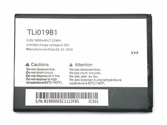 Batterie interne smartphone TLI019B1