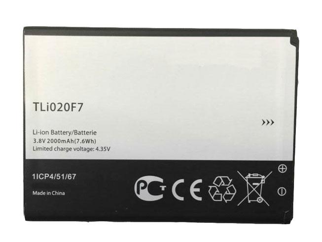 Batterie interne smartphone TLI020F7