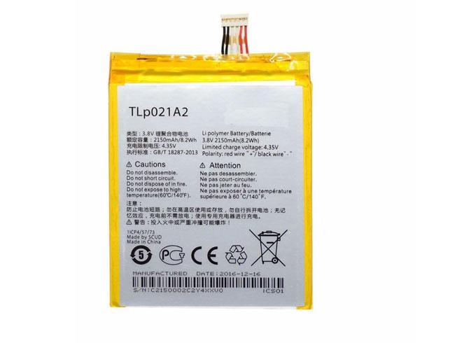 Batterie interne smartphone TLP021A2