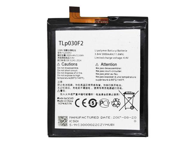 Batterie interne smartphone TLP030F2